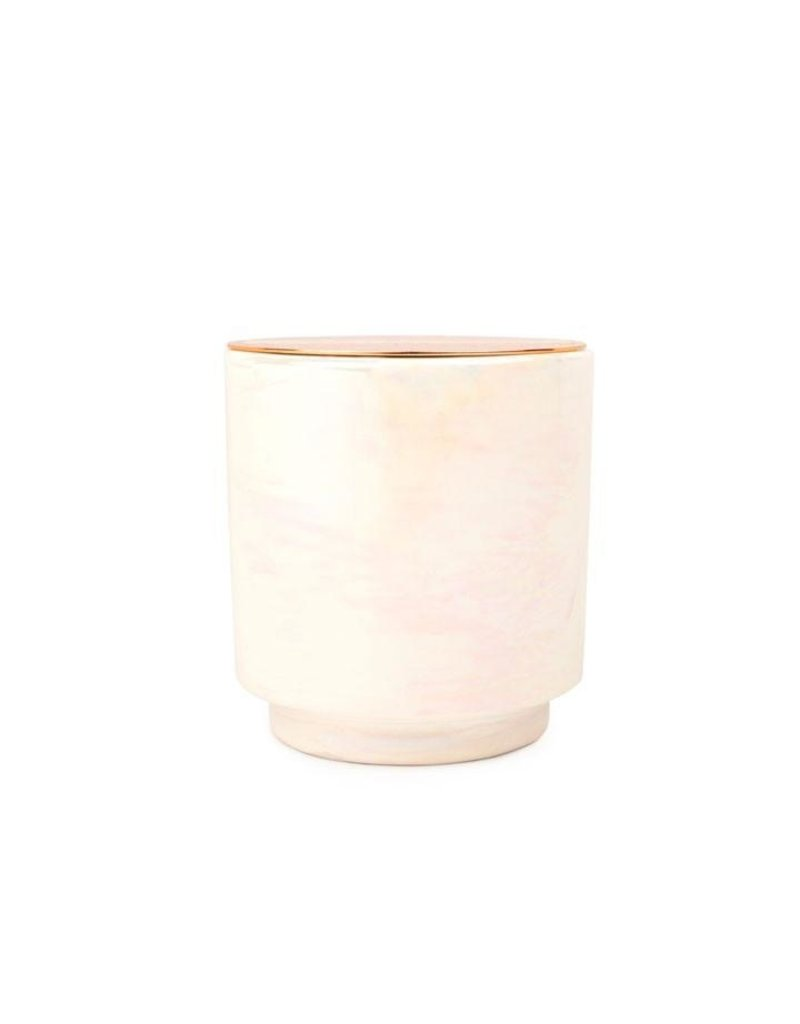 Paddywax Glow Cotton & Teak 5 oz Candle