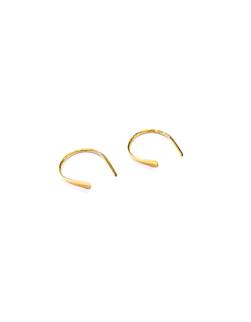 Linda Trent 14K Gold Filled Tiny Petite Threaders