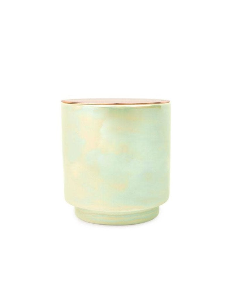 Paddywax Glow White Woods & Mint 5 oz Candle