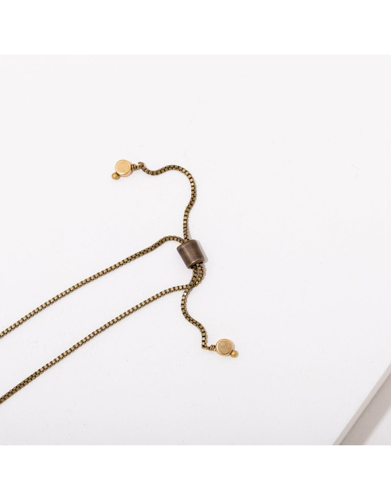 Larissa Loden Brene Lapis Necklace
