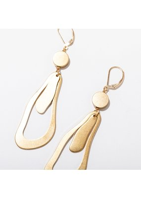 Larissa Loden Curie Earrings