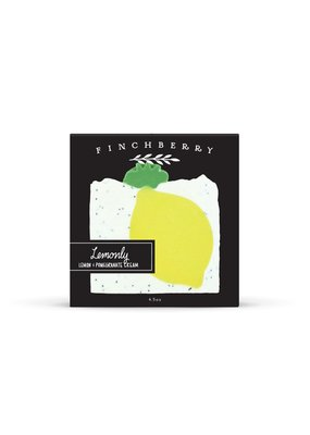 FinchBerry Lemonly Soap