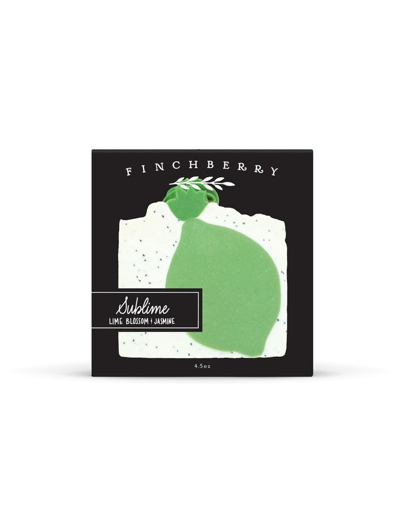 FinchBerry Sublime Soap