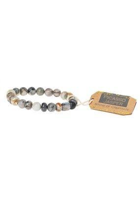 Scout Picasso Jasper Stone Bracelet