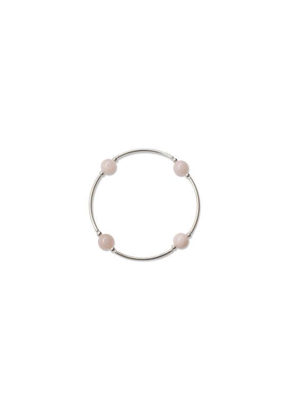 Made as Intended Rose Quartz Small Blessing Bracelet