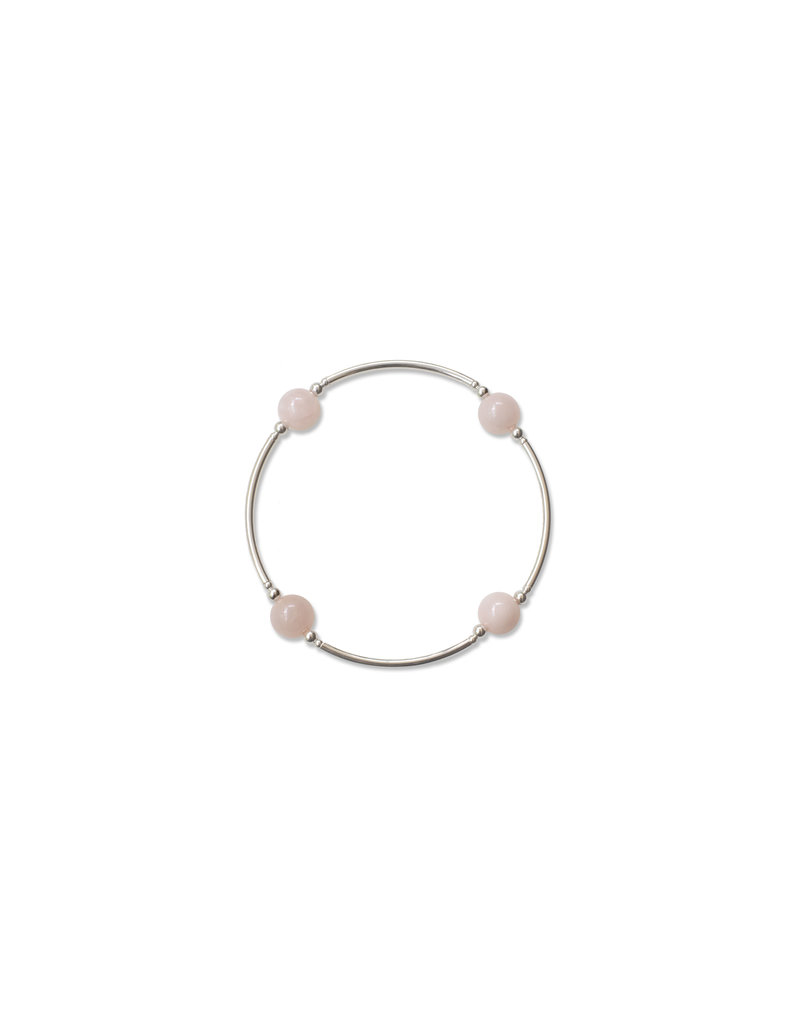 Made as Intended Rose Quartz Small Blessing Bracelet