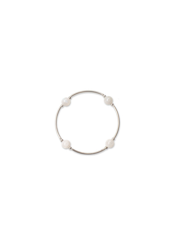 Made as Intended Moonstone Small Blessing Bracelet