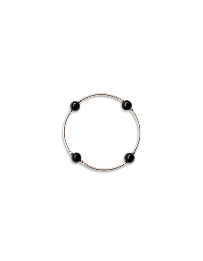 Made as Intended Onyx Small Blessing Bracelet