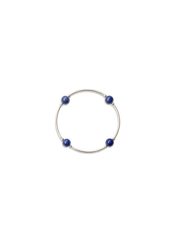 Made as Intended Lapis Small Blessing Bracelet