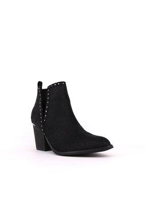Shu Shop Yovi Black Booties