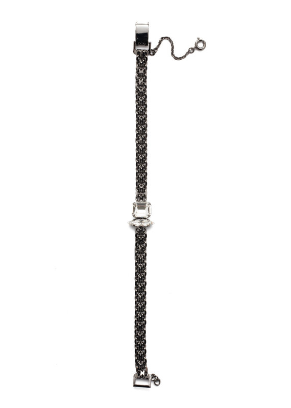 Sorrelli Giselle Tennis Bracelet Midnight Moon