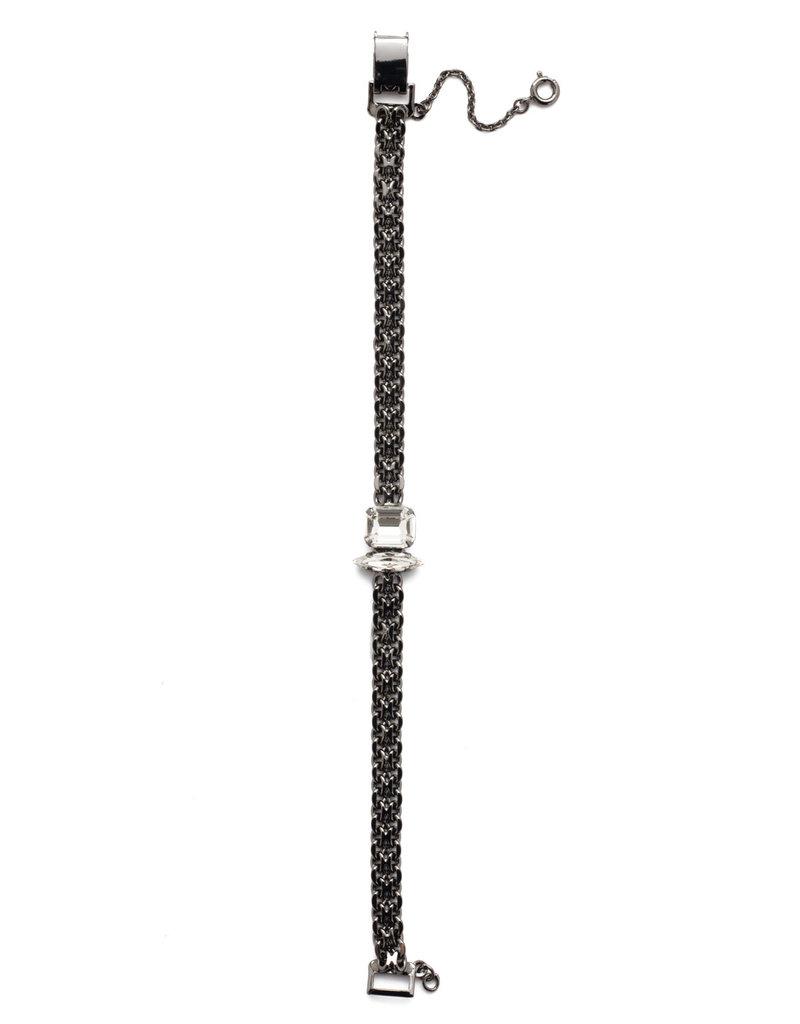 Sorrelli Giselle Tennis Bracelet Midnight Moon