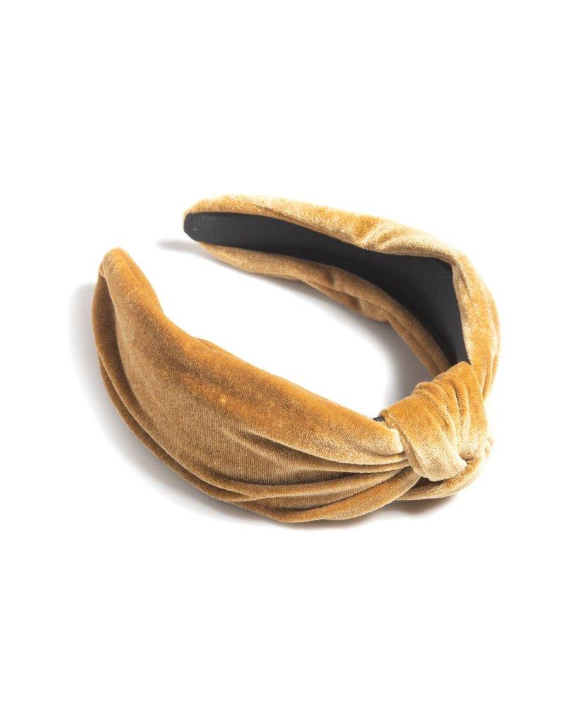 Shiraleah Chunky Knotted Headband Gold