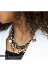 Sorrelli Lyric Tennis Necklace