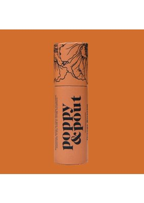 Poppy & Pout Orange Blossom Lip Balm