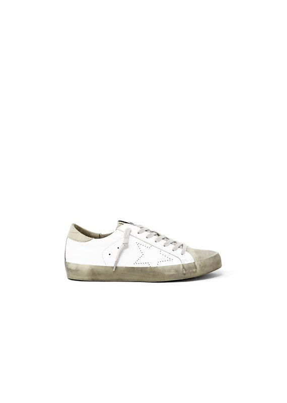 Shu Shop Mia Sneakers White