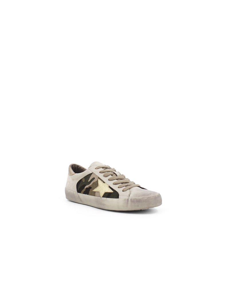 Shu Shop Paula Camoflage Sneakers