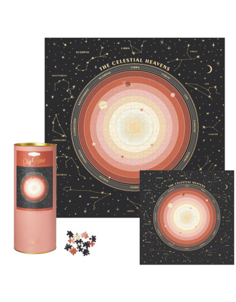 Design Works Ink Celestial Heavens 1000 Jigsaw Puzzle