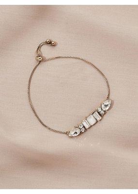 Olive + Piper Donna Bracelet in Gold
