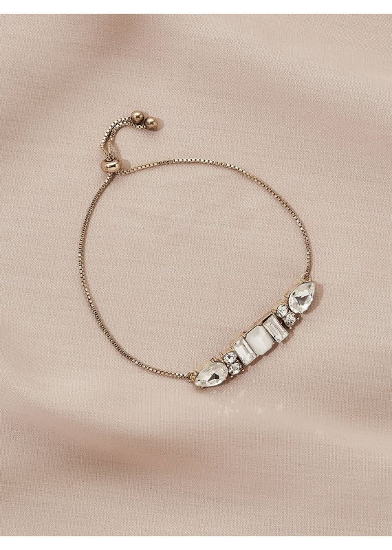 Olive + Piper Donna Bracelet in Gold