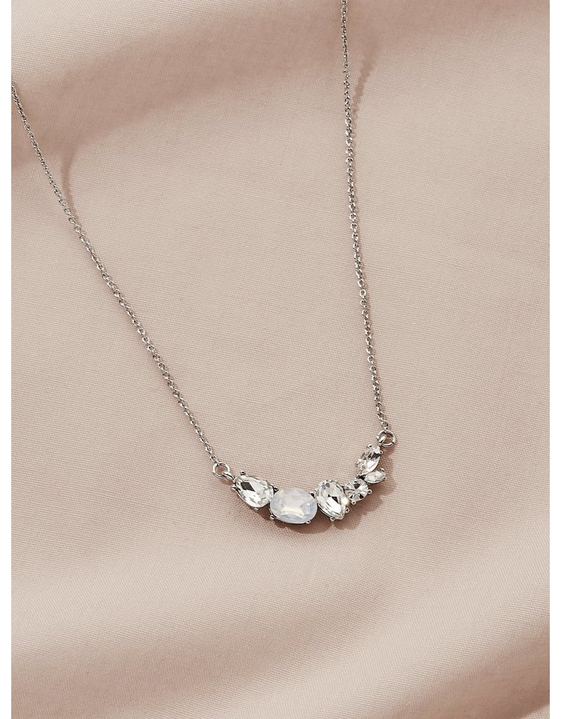 Olive + Piper Ashton Necklace in Silver
