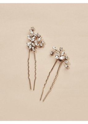 Olive + Piper Hudson Hair Pins (Set of 2) Gold
