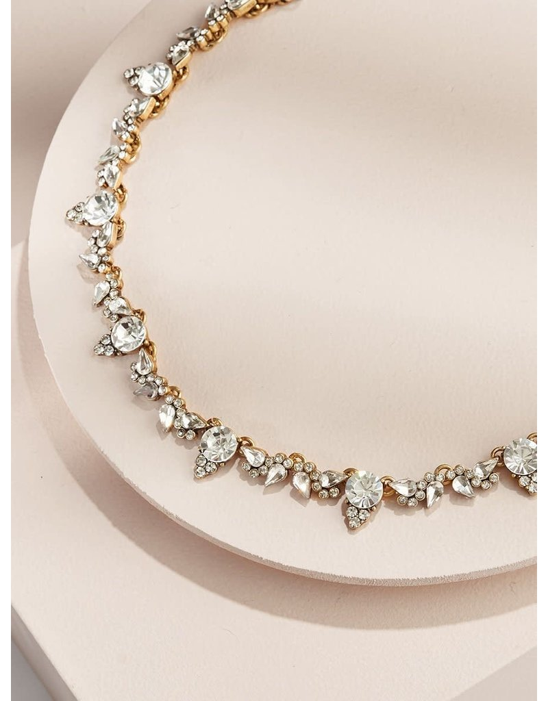 Olive + Piper Aurora Collar 14k Gold Plated