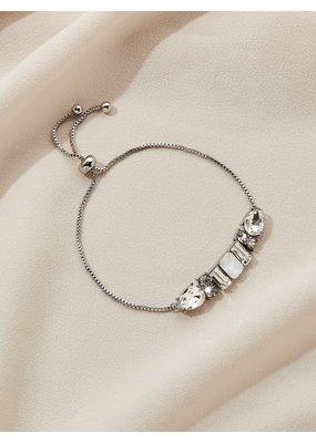 Olive + Piper Donna Bracelet in Silver