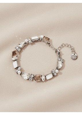 Olive + Piper Loraine Bracelet in Silver