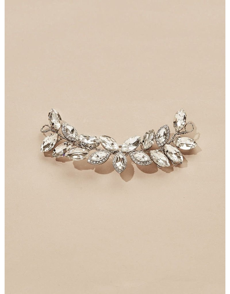 Olive + Piper Campbell Headpiece Silver