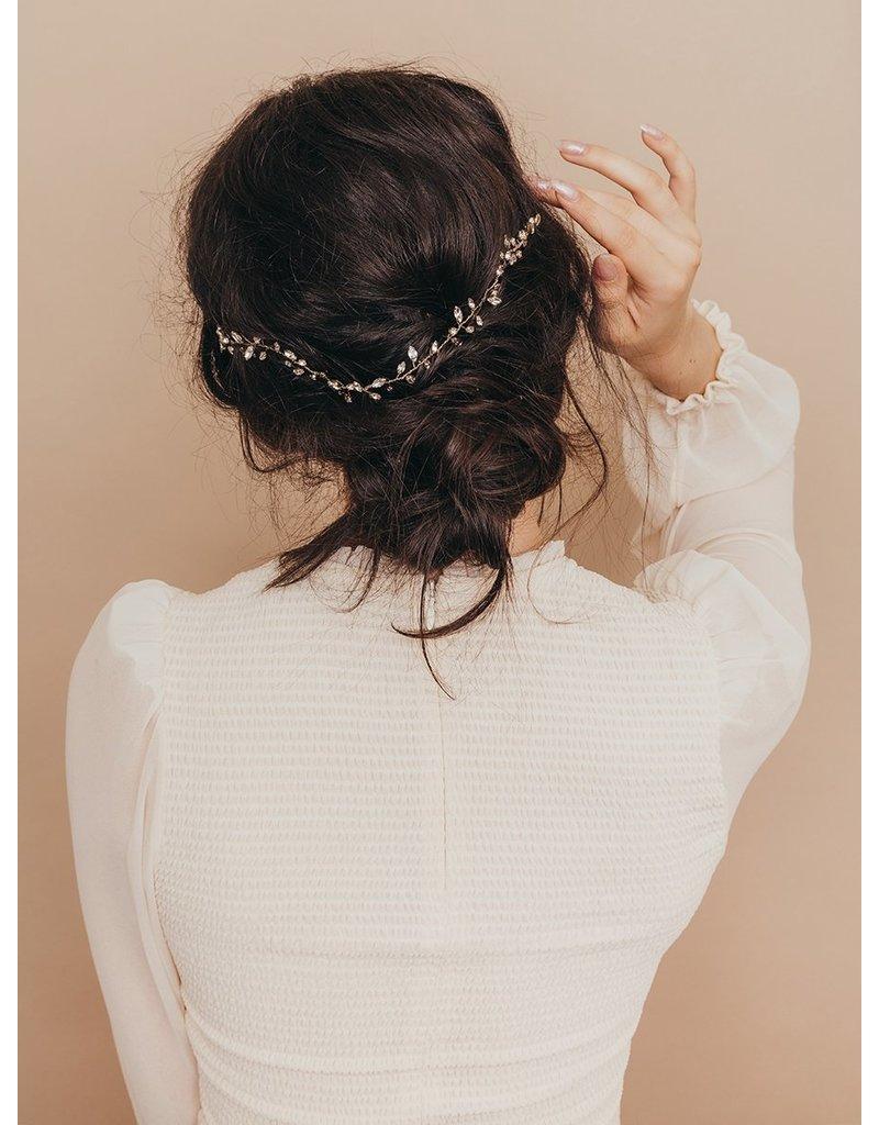 Olive + Piper Marlowe Hair Vine Silver