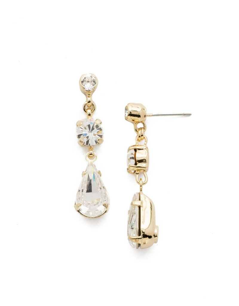 Sorrelli Tiger Lily Trio Earring