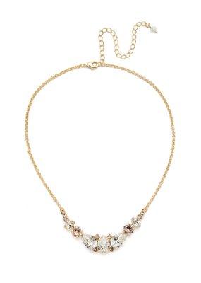 Sorrelli Crysanthemum Statement Necklace