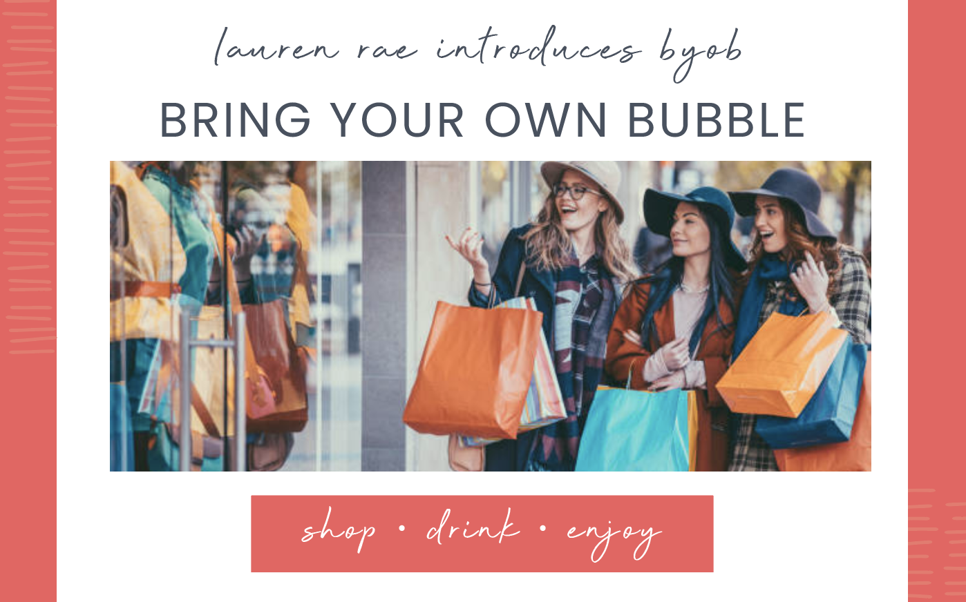 Bring Your Own Bubble