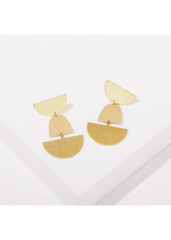 Larissa Loden Billy Earrings