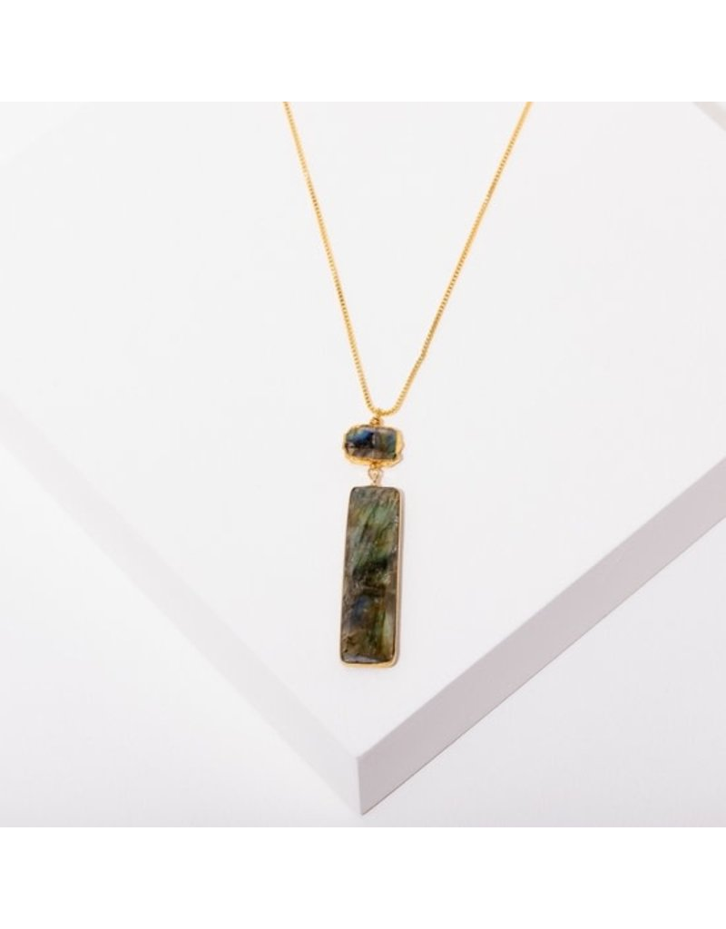 Larissa Loden Yamaneika Necklace