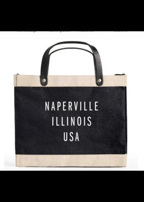 Apolis Naperville Petite Black Market Bag