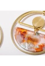 Larissa Loden Nagoski Earrings Amber
