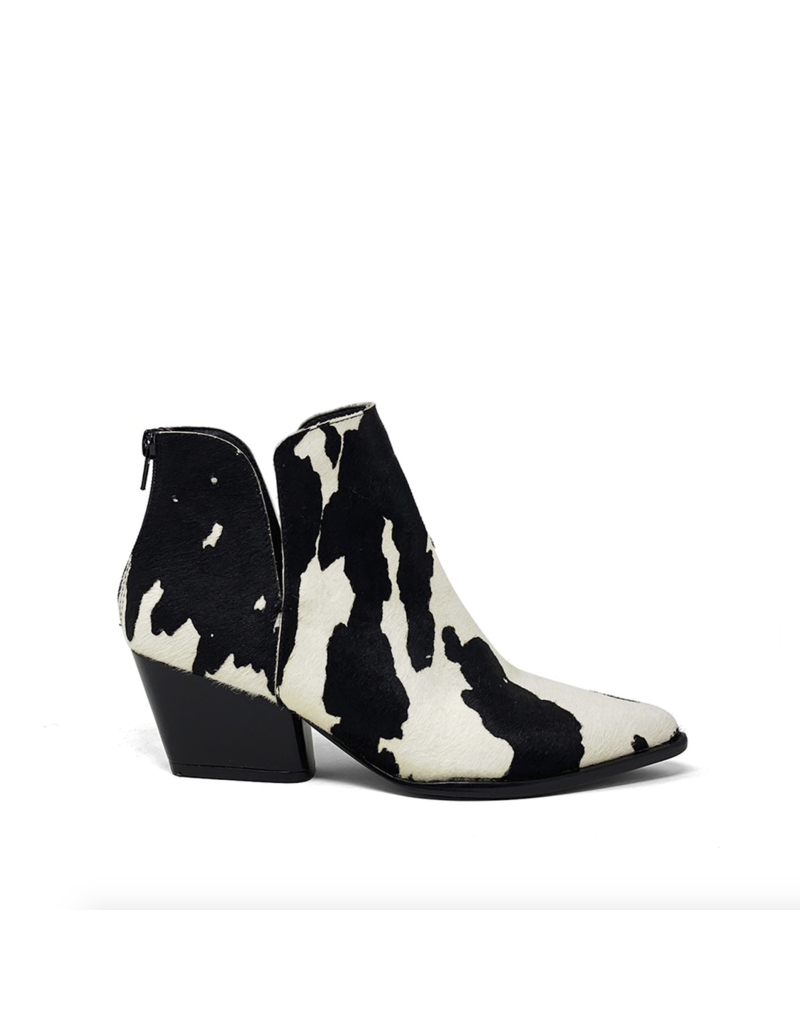 Shu Shop Yuri Cowhide Booties