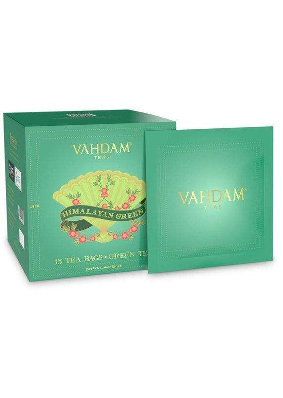 Vahdam Teas Himalayan Green Tea
