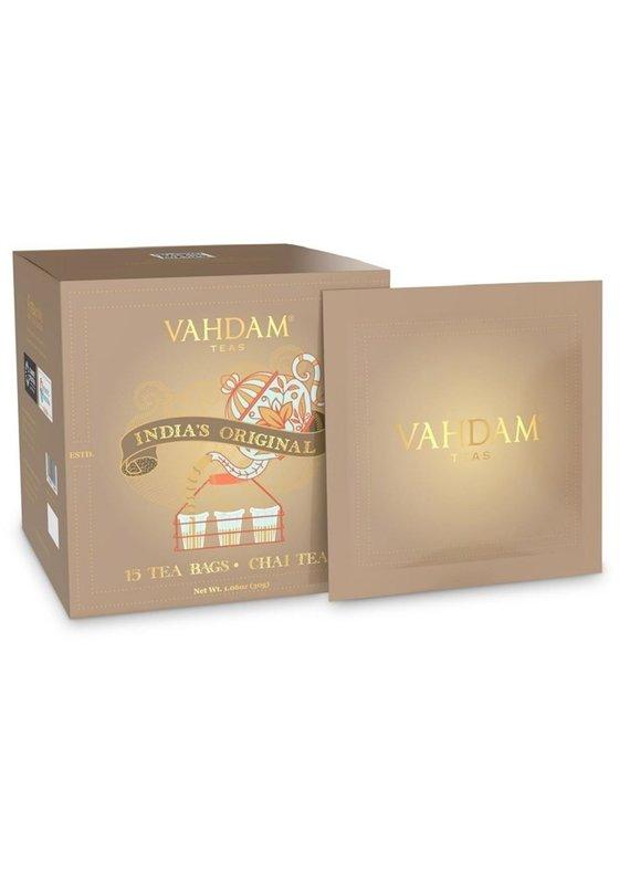 Vahdam Teas India's Original Masala Chai Tea