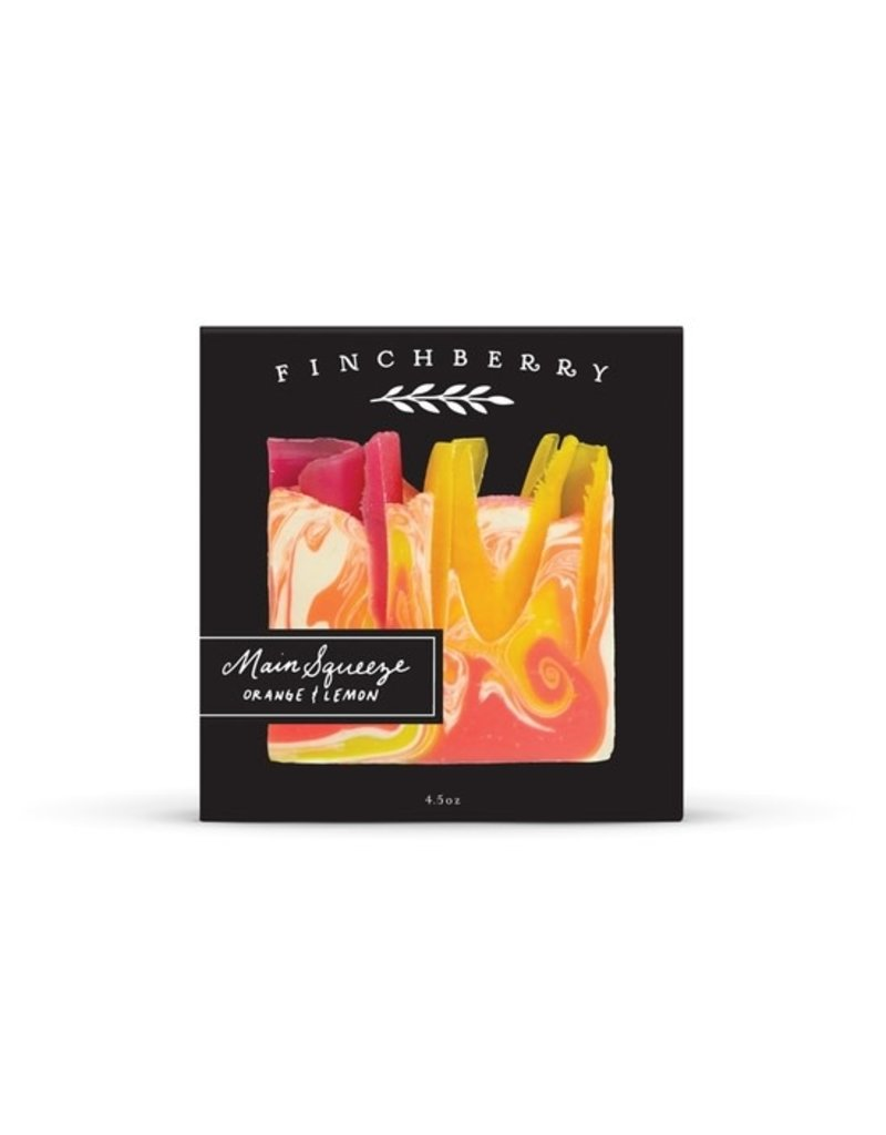 FinchBerry Main Squeeze Boxed Soap