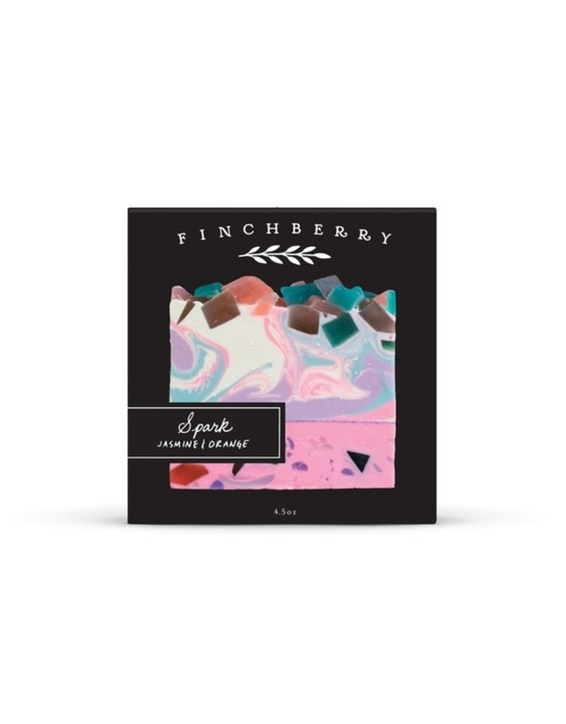 FinchBerry Spark Boxed Soap