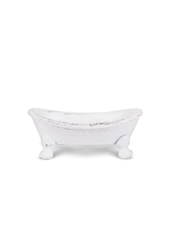 FinchBerry Iron Clawfoot Soap Dish