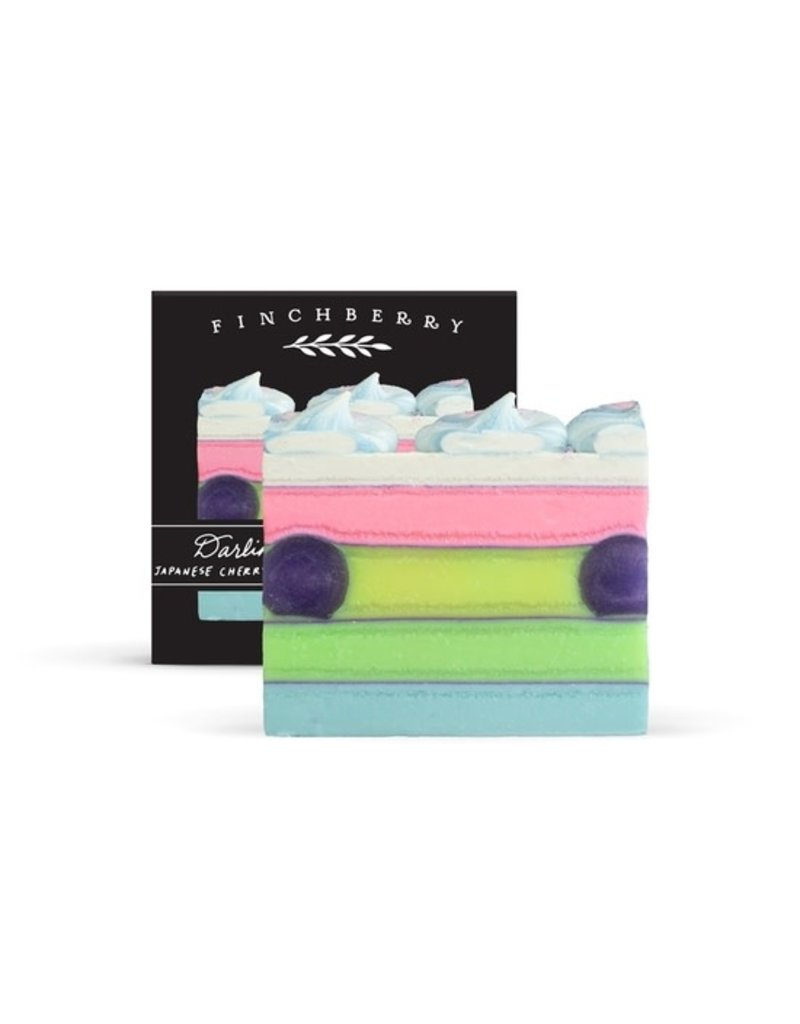 FinchBerry Darling Boxed Soap