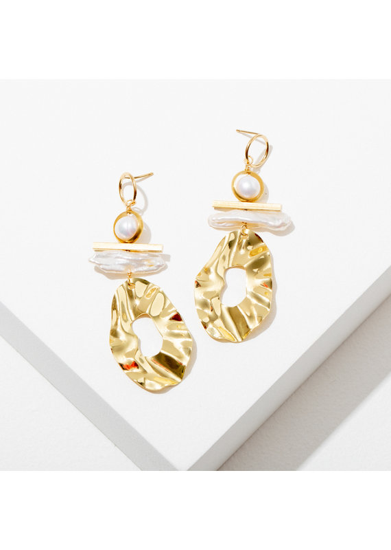 Larissa Loden Dolly Earrings