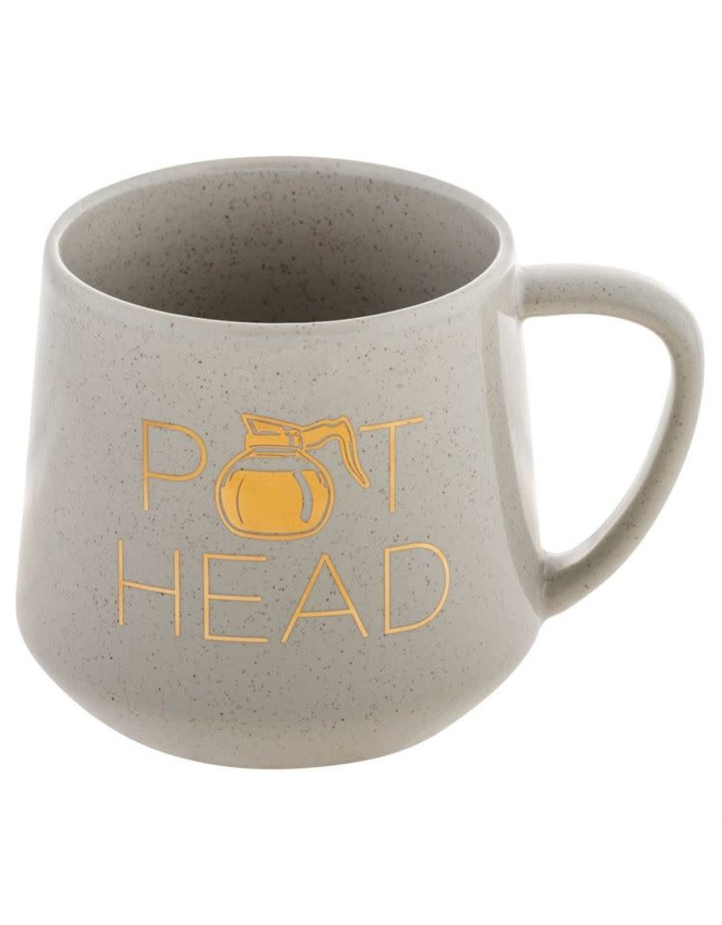 Karma Chic Pot Head Mug