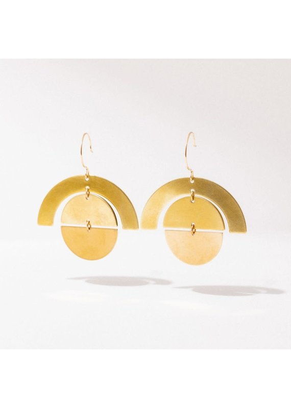 Larissa Loden Chloe Earrings
