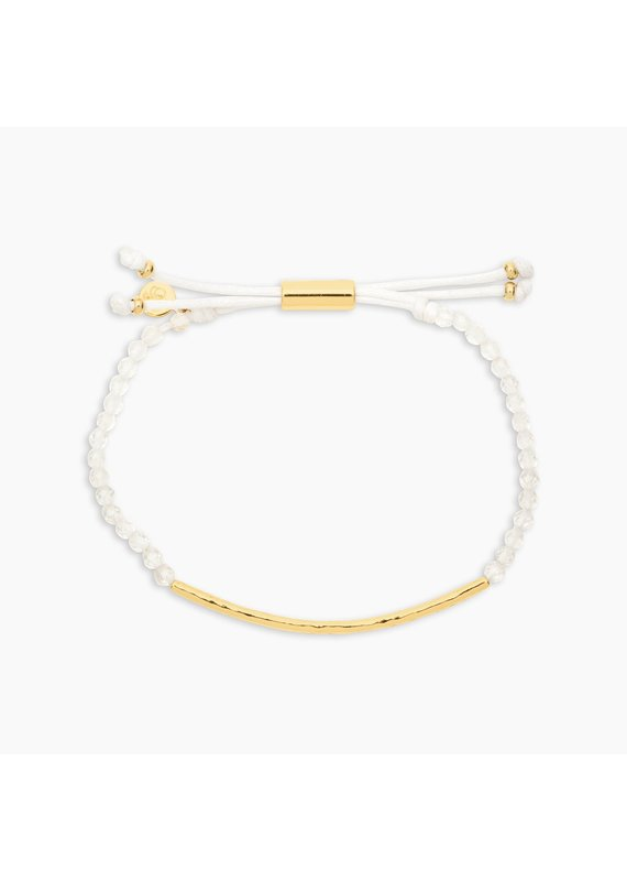 gorjana Power Crystal Quartz Gemstone Clarity Bracelet