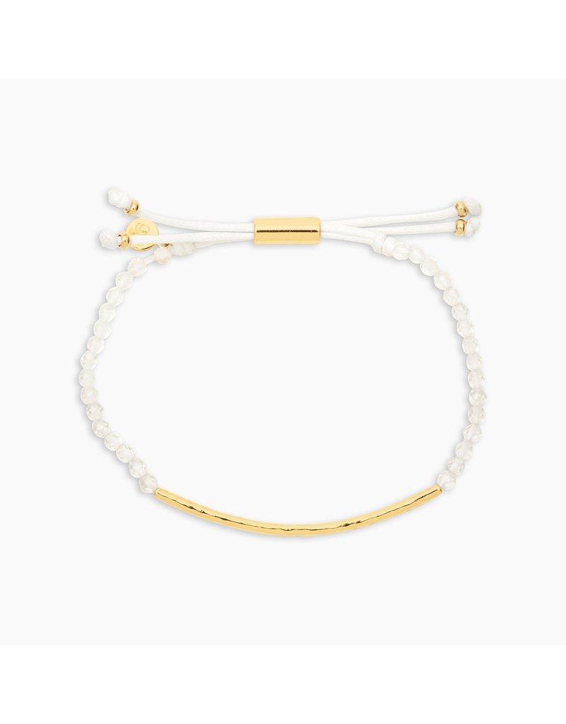 gorjana Power Crystal Quartz Gemstone Clarity Bracelet
